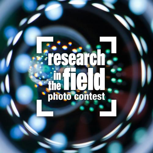 Research in the Field Photo Contest Icon